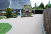 Resin Bonded Gravel Survey