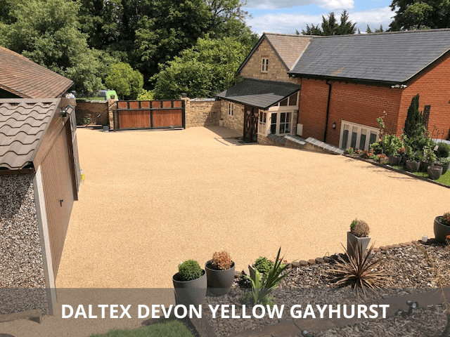 Daltex Devon Yellow Gayhurst